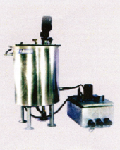 HEATED FEED CONTAINER